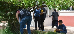 Siverek'te akrabalar arasında silahlı kavga: 2 yaralı