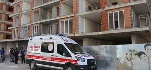 Tekirdağ'da inşaatın 2. katından düşen yaşlı adam hayatını kaybetti