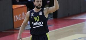 ING Basketbol Süper Ligi play-off: Pınar Karşıyaka: 62 - Fenerbahçe Beko: 67