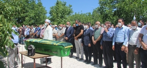 İl Genel Meclisi Başkanı Yalçın'ın acı günü