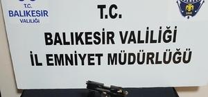 Balıkesir'de polis 27 şahsı gözaltına aldı