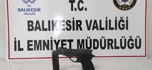 Balıkesir'de polisten huzur operasyonu 35 gözaltı