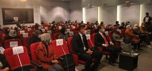 Malazgirtli kadınlara uyuşturucu konulu seminer