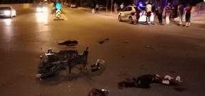 Elektrikli bisiklet sürücüsü kazada öldü, kamera kazayı kaydetti