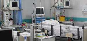 """Aşı ve tam kısıtlama etkisini gösterdi, yoğun bakımlar boşalıyor Yoğun Bakım Uzmanı Dr. Fatih Yücel: """"Yoğun bakımlarımıza yatış oranlarımız çok çok azaldı"""""""