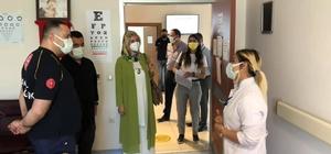 Erzincan'da ulusal aşı kampanyası ve saha çalışmaları