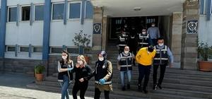 Kahramanmaraş'ta fuhuş operasyonunda 9 gözaltı