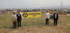 Üç başkandan nükleer atık alanında inceleme