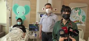 Kalp hastası 4 çocuk, başarılı ameliyatlarla sağlığına kavuştu
