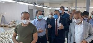 """Milletvekili Arvas Gevaş'ta konuştu: """"Cumhurbaşkanı Erdoğan sıradan bir siyasetçi değil"""""""