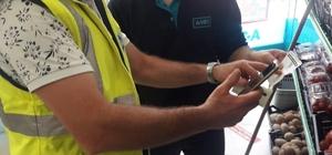 Sakarya Büyükşehir Zabıta ekipleri denetimlerini sürdürüyor