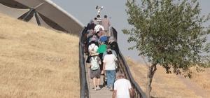 Göbeklitepe'ye pandemi engel olamadı Turist akınına uğruyor