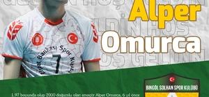 Efeler Ligi ekibi Solhan Spor'da 2 imza