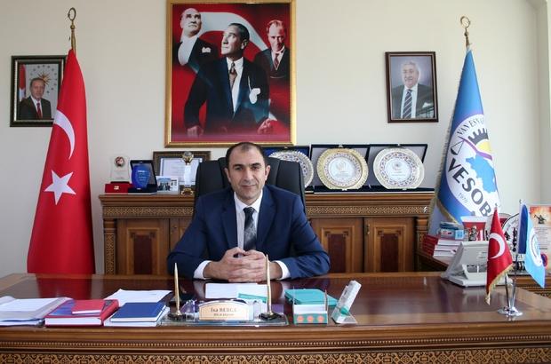"""Başkan Berge: """"2022 yılı Van Gölü yılı ilan edilmeli"""""""