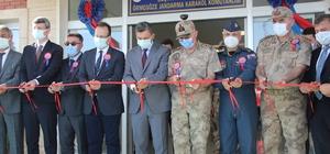 Batman'da İlçe Jandarma Karakolu açılışı gerçekleştirildi