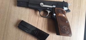 Silah ticaretine gözaltı