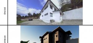 Murat Dağı Termal Turizm Merkezi'ndeki hamamlar yenileniyor