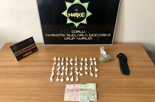 Polis uyuşturucu tacirlerine göz açtırmıyor: 3 gözaltı