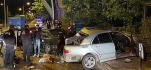 Yabancı plakalı tır, park halindeki 3 otomobile çarptı: 1 ölü