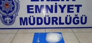 Erzin'deki uyuşturucu operasyonuna 2 tutuklama