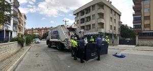 Çöp kamyonunun çarptığı kadın hayatını kaybetti