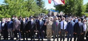 Tunceli'de sivil şehitler için anma töreni
