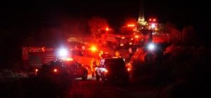 İzmir'de makilik alanda çıkan yangın söndürüldü