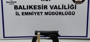 Balıkesir'de Huzur operasyonlarında 32 gözaltı