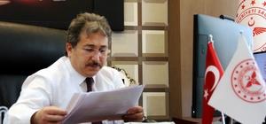 İl Sağlık Müdürü Doç. Dr. Benli'nin görev süresi uzatıldı