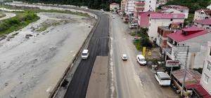 Giresun'u İç Anadolu'ya bağlayacak Dereli yolunda sona gelindi Giresun'u İç Anadolu'ya bağlayacak 13 köprü ve 6 tünelin yer aldığı Giresun-Dereli Karayolu 8 kilometre kısalıyor