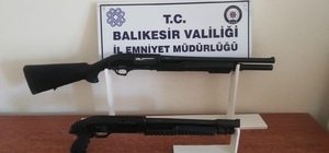 Balıkesir'de polisten 14 aranan şahsa gözaltı