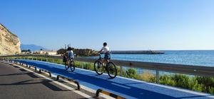 Dünyanın en uzun bisiklet yoluna yoğun ilgi