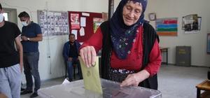 Elazığ'da 8 köy, 1 mahallede seçim heyecanı