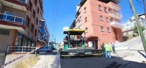 Bayraklı'nın 24 mahallesinde asfaltlama seferberliği