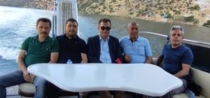 İHA Gaziantep Bölge toplantısı Halfeti'de gerçekleştirildi
