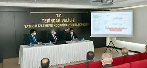 Salyayla çalkalanan Marmara için istişare toplantısı