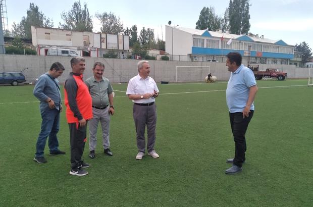 3 temmuz stadı'nda yenileme çalışmaları başladı - Erzurum Haberleri