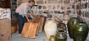 Siverek Kent Müzesi'nde çalışmalar devam ediyor