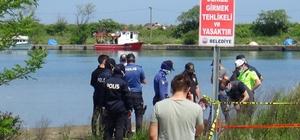 Giresun'da dün denizde boğulan 2 kişiden birinin daha cesedine bugün ulaşıldı