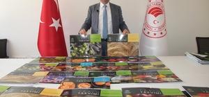 Türkiye'nin ilk 'Tarım Takvimi' basıldı Muğla Tarım ve Orman İl Müdürlüğü Türkiye'de ilk defa ilçeler bazında hangi mevsimde, hangi ürünün ne zaman ekilip hasat yapılacağını bastırdığı takvim ile üreticinin hizmetine sundu