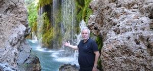 Adana'nın gizli cenneti: Küp Şelaleleri Kozan Belediye Başkanı Kazım Özgan, doğa severleri, Aladağ ilçesinde bulunan ve ulaşımı Kozan ilçesinden de sağlanan toplamda 10 şelaleden oluşan Küp Şelalelerini görmeye davet etti