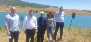 Tunceli'de Balıkçılık ve Su Ürünleri incelemesi