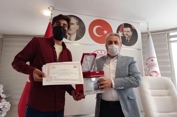 Fotoğraflarıyla hayatı eve sığdırdı birinci oldu - Erzurum Haberleri
