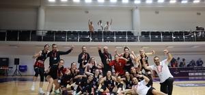 Turgutlu Belediye Kadın Basketbol 2'de 2 yaptı