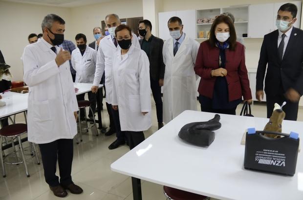 Atatürk üniversitesi, modern hayvan sağlığı hizmetleriyle dikkat çekiyor -  Erzurum Haberleri