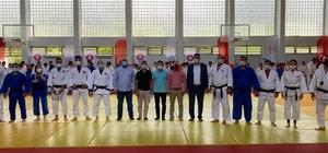 Manisalı Judocular milli formaya odaklandı