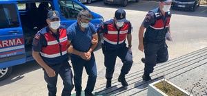 Seydikemer'de kesinleşmiş hapis cezası olan FETÖ üyesi yakalandı