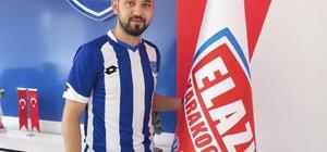 Elazığ Karakoçan FK'de savunmaya takviye