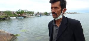 """Marmara Denizi'ndeki müsilaj Karadenizli balıkçıları endişelendiriyor Giresun'un Piraziz Su Ürünleri Kooperatifi Başkanı Hamdi Arslan: """"Ege Denizi'nden Marmara Denizi'ni takip ederek Karadeniz'e göç ederek yumurtalayacak olan balıklar için müsilaj sorun oluşturabilir"""" """"Bu kirlilikten sadece Marmara Denizi değil, Karadeniz'deki balık çeşitliliği de olumsuz etkilenecektir"""""""