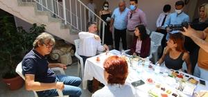 """Smyrna'nın UNESCO adaylık süreci Bayraklı'da konuşuldu Başkan Sandal: """"Üzerimize ne düşüyorsa yapmaya hazırız"""""""